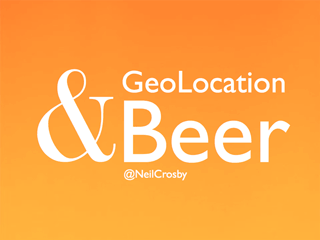 GeoLocation & Beer