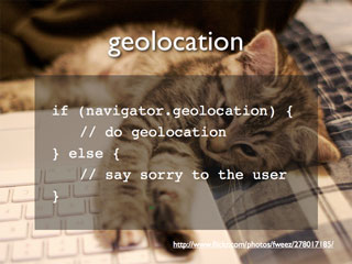 GeoLocation check